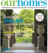 Our Homes Cover