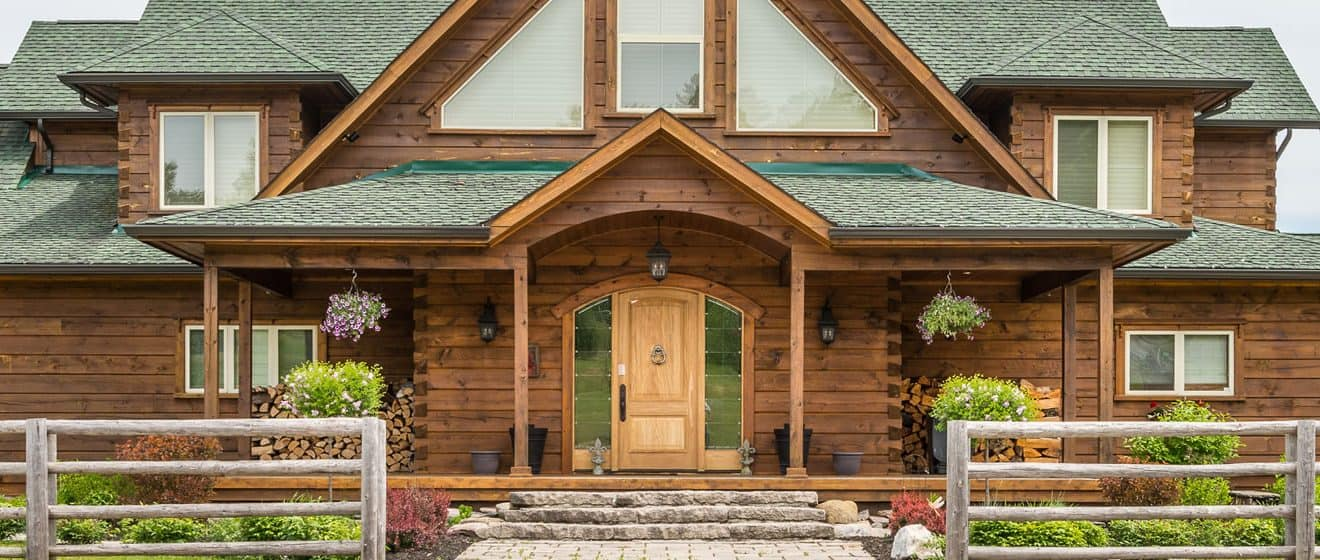 Log home designs ontario canada house design plans for Log home plans canada