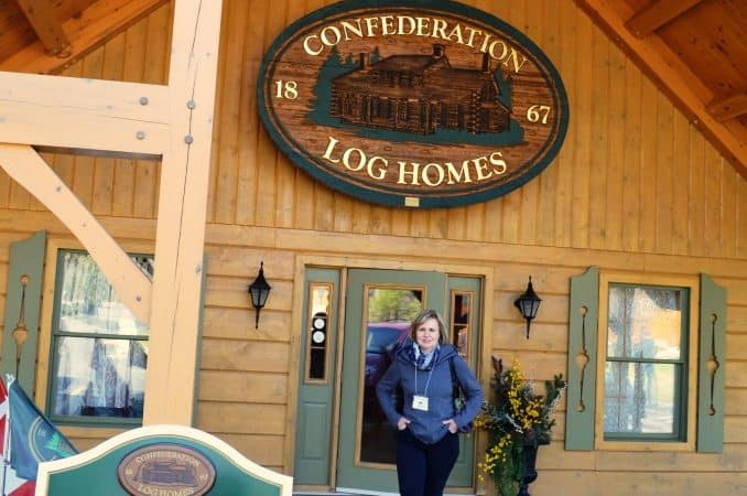 Want to learn about building a log home?