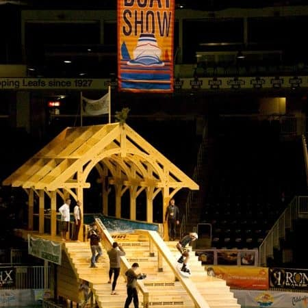 Put some summer, in your winter at the Toronto Boat Show!