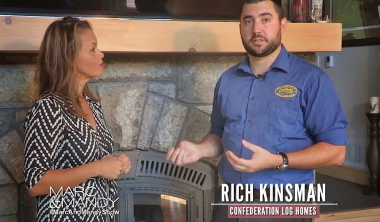 [VIDEO] Are Log Homes Energy Efficient Homes?