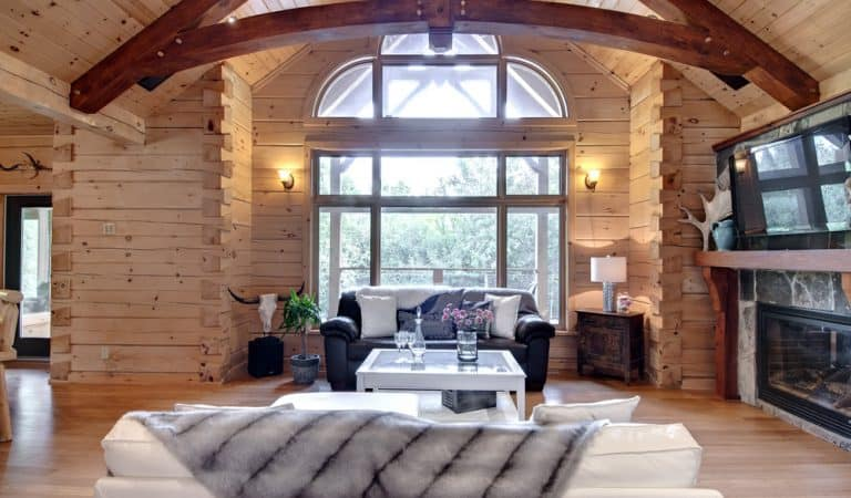 Find your style: options for your log or timber frame home