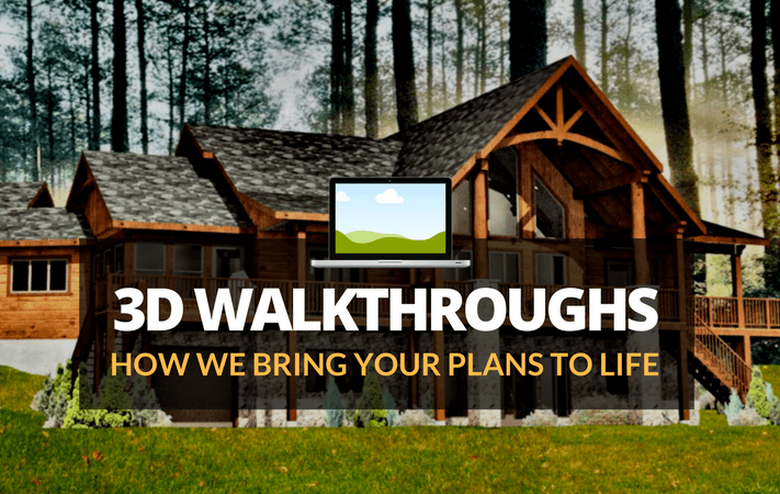 3D Walkthroughs: bringing your floor plan to life