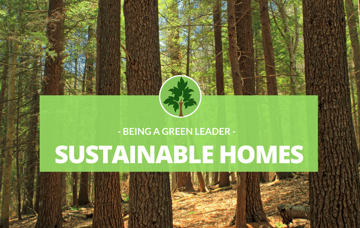 Our Commitment to Sustainable Log Homes
