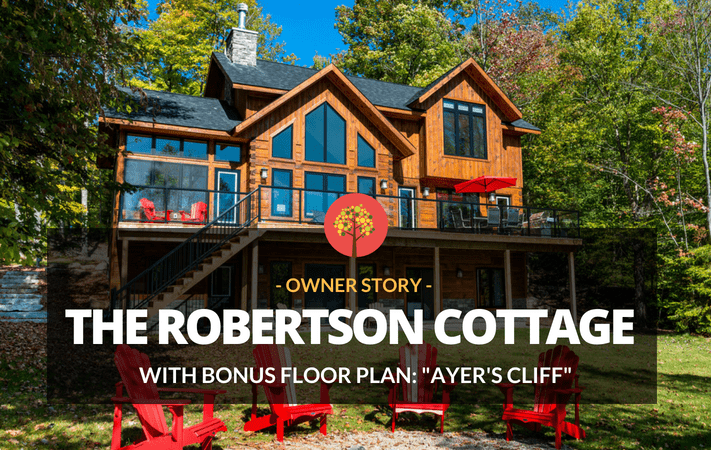 Cottage Collaboration: The Log Home That Brought 3 Housing Experts Together
