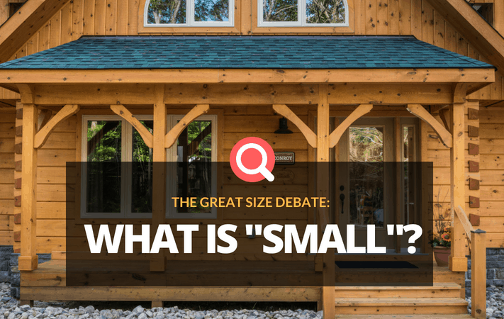 What's small today? The great size debate.