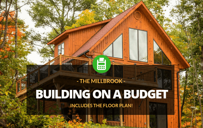 Building on a budget: how Jon realized his dream and got more bang for his log home buck