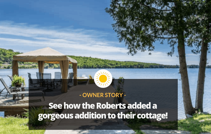 The Roberts' Owner Story – Making the Perfect Perfect Cottage Even Better